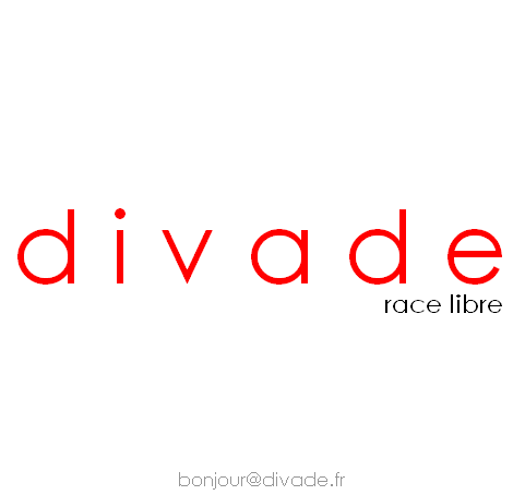 Divade, race libre